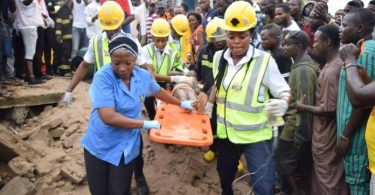 2 children die in Lagos collapsed building- LASEMA