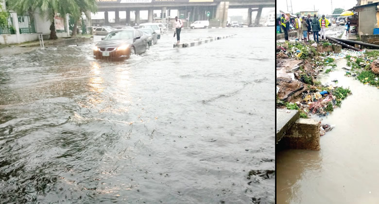 19-year-old flood victim buried near Canal in Surulere, Lagos