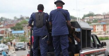 NSCDC rescues day-old baby from two alleged child traffickers in Abia