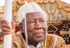 COVID-19: Olubadan bans masqueraders', orders 'stay at home' rituals
