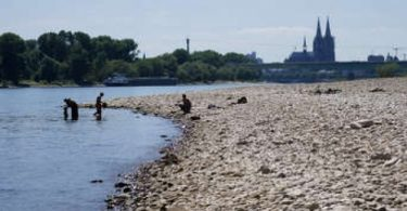 Mother drowns trying to save son in Germany's Rhine River