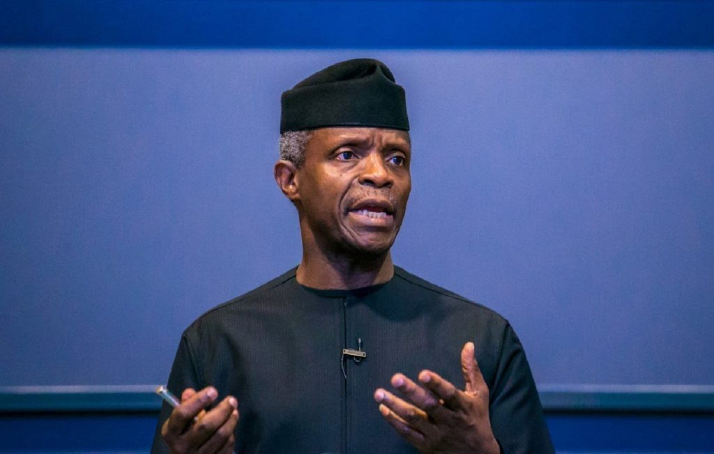 Osinbajo has clear grasp of Nigeria's challenges — Daniel