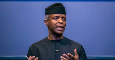 Osinbajo seeks more engagements on transition to Net Zero Emissions