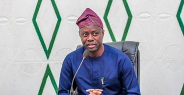 Makinde completes 307 projects in 1year