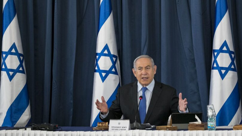 Israeli sovereignty is now officially on the clock