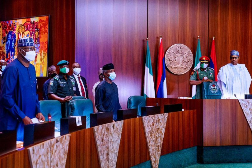 FEC approves N117bn for reconstruction of roads