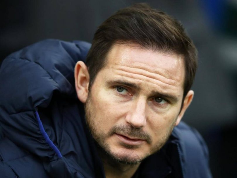 Chelsea 'long way' from being title contenders, says Lampard