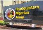 Ignore fake recruitment advert, Army urges Nigerians
