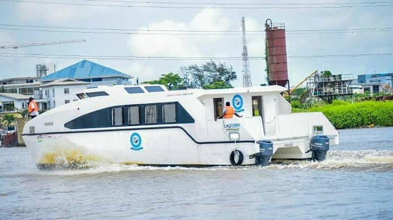 LAGFERRY: Lagos Govt. procures new outboard engines for boat performance