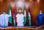Ex-Speaker Yakubu Dogara meets Buhari, defects to APC