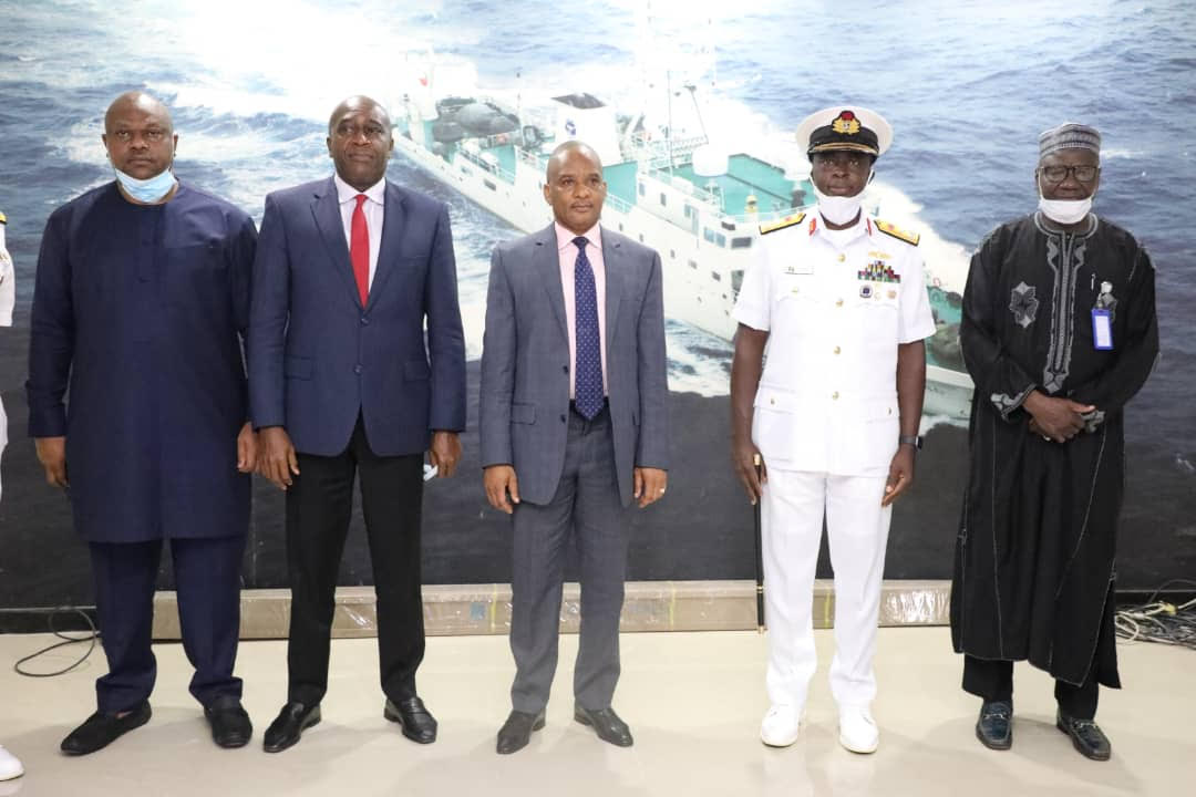 PIRACY: Navy, NIMASA to harmonize training, boost Security on Nigerian waters