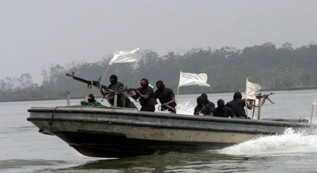 SKS DONGGANG: Pirates fully take over Gulf of Guinea, attacks another ship