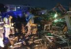 Gas Explosion claims 2 lives, destroys 9 shops in Lagos – LASEMA, NEMA