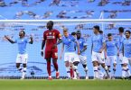 Manchester City honour Liverpool, then hammer them 4-0