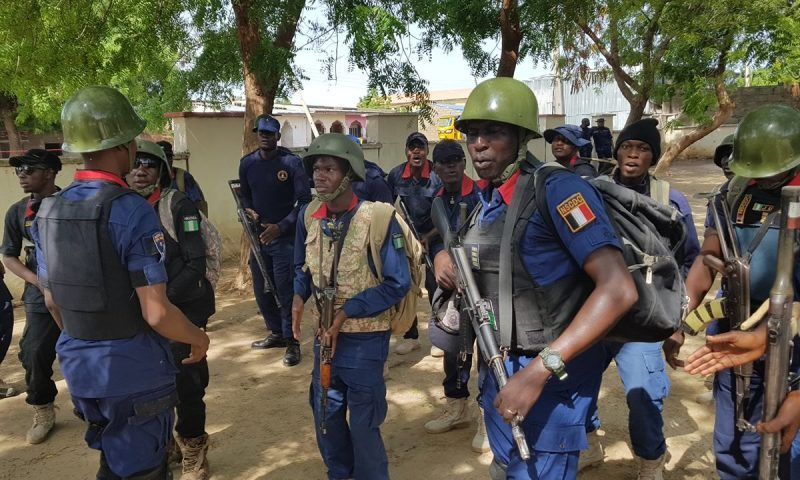 NSCDC arrest suspected human trafficker in Enugu