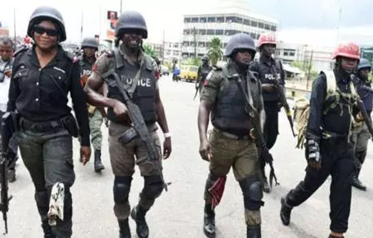 Game Over: Police, vigilante group apprehend 3 bandits in Oyo