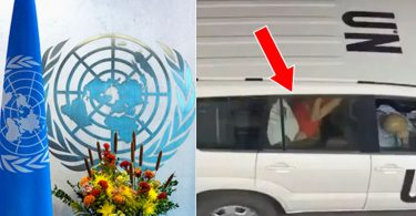 UN suspends 2 employees over viral sex video