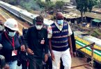 Amaechi, Lai Mohammed inspect Lagos-Ibadan rail project, as Nigerians anxious on timely completion