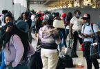 Another 71 Nigerians trafficked to Lebanon arrive home