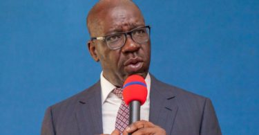 Obaseki hails Buhari's call for peaceful, transparent Edo governorship election