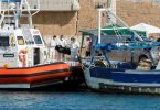 At least three migrants die as boat catches fire off Italy