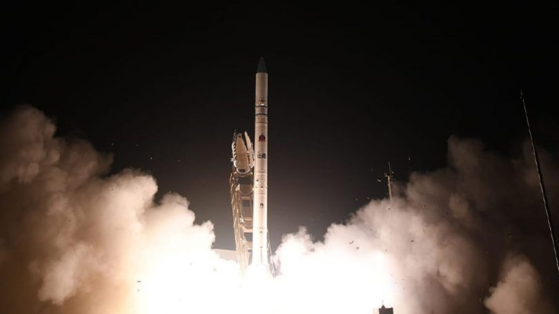 A glimpse into the technology behind Israel's spy satellite program