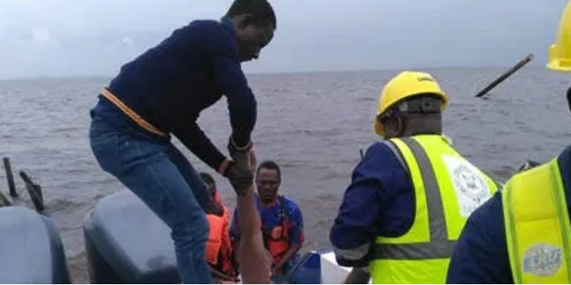 2 dead, 1 missing, 4 rescued in Lagos fishing boat mishap
