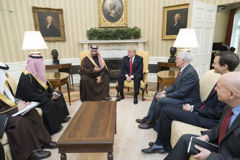 Former Saudi deputy minister: 'Saudi Arabia is our No. 1, No. 2 and No. 10 cause, the Palestinians come later'