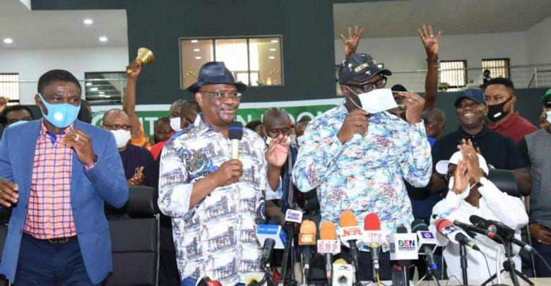 Edo 2020: Gov. Wike lauds INEC, Police