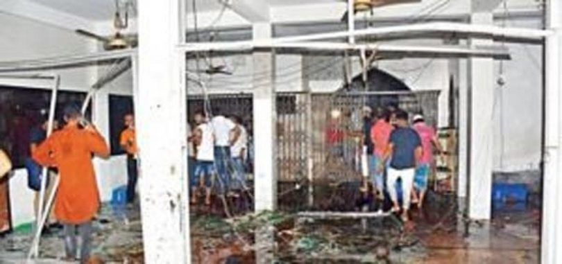 Bangladesh mosque explosion death toll rises to 11