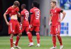 Bayern Munich suffer 4-1 loss to end long unbeaten run
