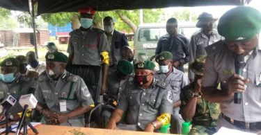 Customs seizes N31.9m contraband in Bauchi