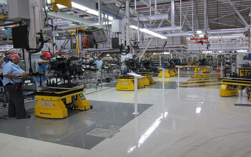 COVID-19: Nigeria's manufacturing sector contracts further