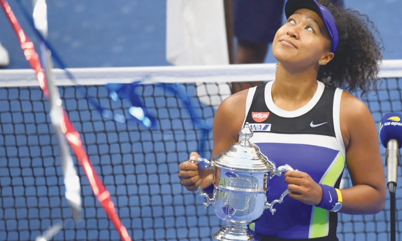Osaka wins U.S. Open to confirm status as new star