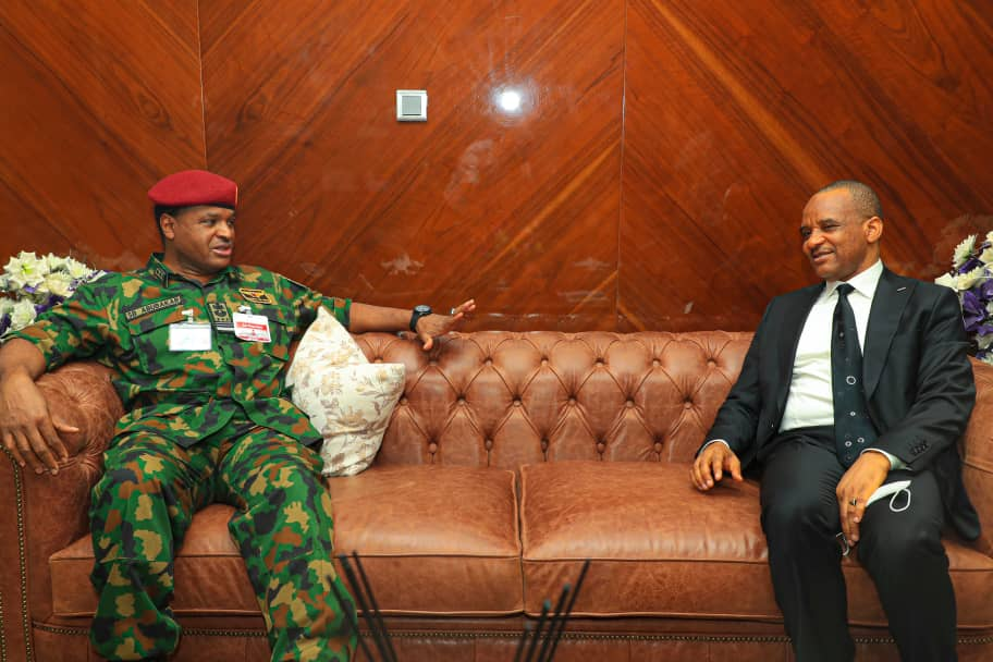Maritime Security: NIMASA, Air Force set to deploy assets for Deep Blue Project