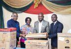 SIFAX Group donates work tools to Apapa General Hospital
