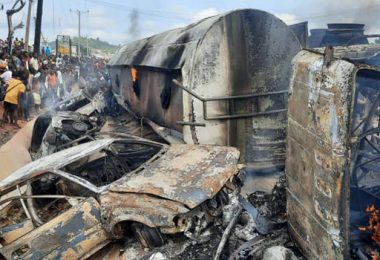 Kogi Govt declares two-day mourning, for 23 victims of tanker explosion