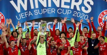 Bayern Munich complete quadruple with Super Cup win over Sevilla