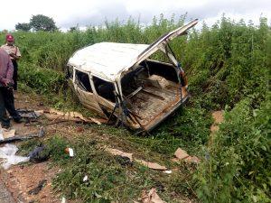 Kwara: 13 die Thursday, in two road accidents on Oloru-Bode Saadu road