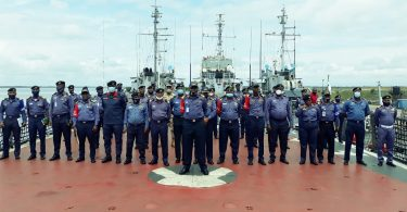 Navy deploys 6 warships for special military operation in 4 states