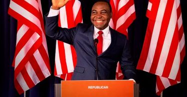 Chenge: 34-year-old Nigerian in race for Governor in USA