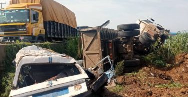3 die in Lagos-Ibadan Expressway accident