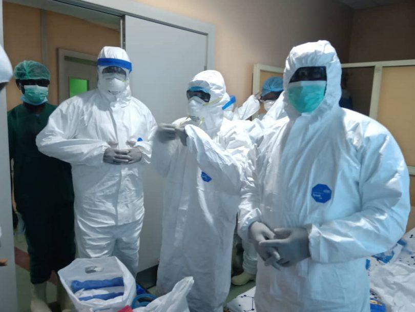 COVID-19 consumes 16 medical doctors in Nigeria – NMA