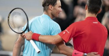 Phenomenal Nadal played perfect match, Djokovic says