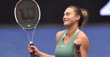Sabalenka outguns Azarenka to win inaugural Ostrava Open