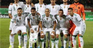Algeria draw with Mexico as African heavyweights fail to find form