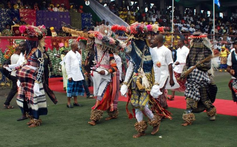 Tight security as NAFEST gets underway in Jos