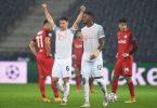 Bayern Munich crush Salzburg 6-2 to make it 14 wins in a row