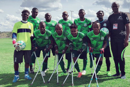 Amputee footballers to FG: Pay our allowances