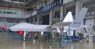 INSURGENCY: Nigeria receives 2 unmanned combat aerial vehicles to fight terrorists
